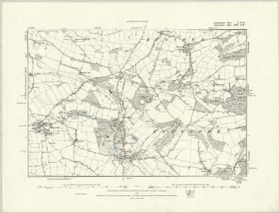 Herefordshire V.NE - OS Six-Inch Map