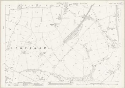 Cheshire XXV.5 (includes: Halton; Norton; Preston Brook; Sutton) - 25 Inch Map