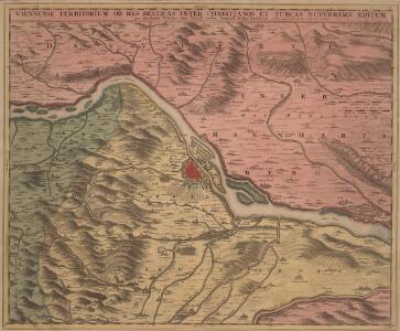 Viennense Territorium ob Res Bellicas inter Christianos et Turcas Nuperrime Editum