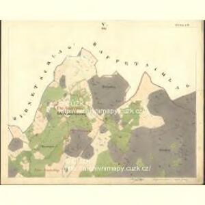 Unter Sinnetschlag - c1367-1-006 - Kaiserpflichtexemplar der Landkarten des stabilen Katasters