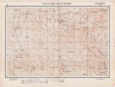 Lambert-Cholesky sheet 2247 (Valea Ieşelniţa)