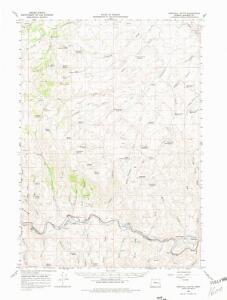 Westfall Butte