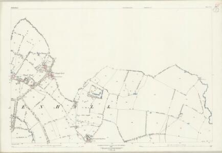 Bedfordshire V.6 (includes: Great Staughton; Kimbolton; Pertenhall) - 25 Inch Map
