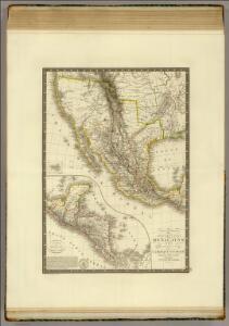 Etats-Unis Mexicains, Amerique Centrale.