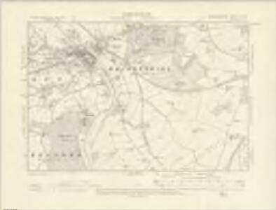 Worcestershire XIV.NW - OS Six-Inch Map