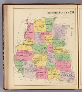 Cheshire County, N.H.