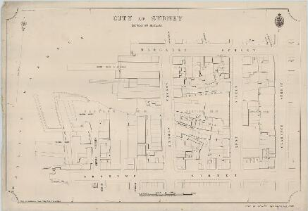 City of Sydney, Sections 56, 57 & 58, 2nd ed. 1895