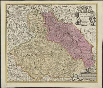 Regnum Bohemia, eique annexae provinciae, ut Ducatus Silesia, Marchionatus Moravia, et Lusatia, quae sunt terrae haereditariae imperatoris