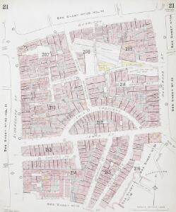 Insurance Plan of London Vol. 1: sheet 21