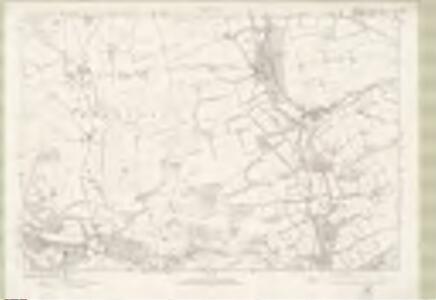 Roxburghshire Sheet n IV - OS 6 Inch map