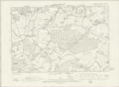 Hampshire & Isle of Wight LXVII.SE - OS Six-Inch Map