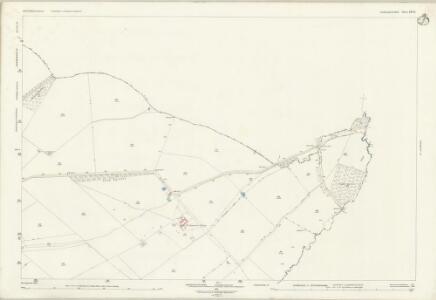 Northamptonshire XIII.16 (includes: Elton; Folksworth and Washingley; Haddon; Morborne; Warmington) - 25 Inch Map