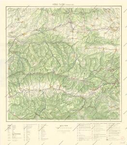 Nízké Tatry východná časť