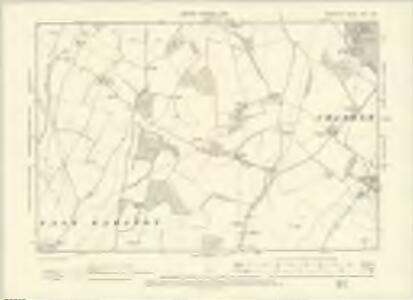 Berkshire XXVI.NW - OS Six-Inch Map
