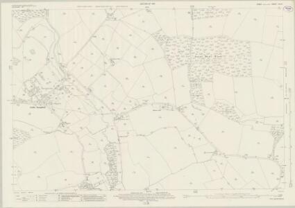 Essex (New Series 1913-) n XV.9 (includes: Finchingfield; Great Bardfield; Little Sampford) - 25 Inch Map