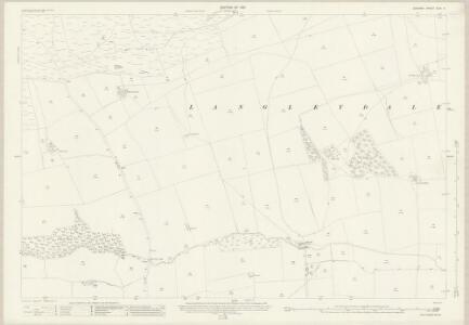 Durham XLVI.4 (includes: Langleydale And Shotton; Marwood) - 25 Inch Map