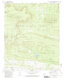 Chickalah Mountain West