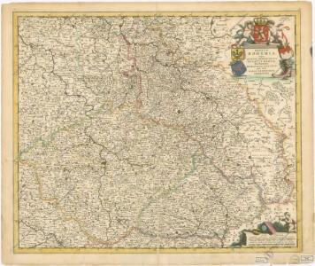 Regnum Bohemia eique annexae provinciae, ut Ducatus Silesia, Marchionatus Moravia, et Lusatia...