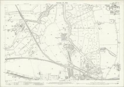 Kent IX.2 (includes: Crayford; Dartford) - 25 Inch Map