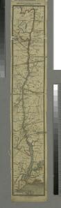 Hudson River & vicinity / drawn by David H. Burr ; S. Stiles & Co., N.Y.