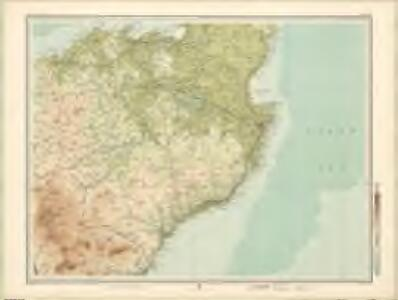 Thurso, Wick - Bartholomew's 'Survey Atlas of Scotland'