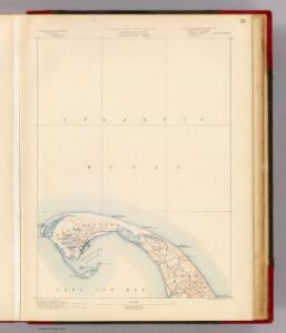 50. Provincetown sheet.