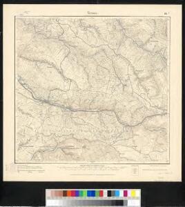 Meßtischblatt 118 : Nassau, 1921