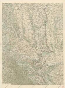 Neue Generalkarte des Österr.-ungar.-russischen Kriegsschauplatzes