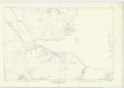 Inverness-shire (Isle of Skye), Sheet XL - OS 6 Inch map