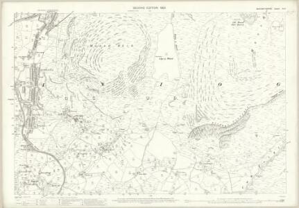 Merionethshire IV.14 (includes: Ffestiniog) - 25 Inch Map