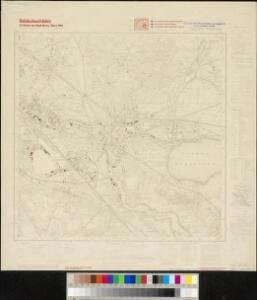 Meßtischblatt 3547 : Köpenick, 1945