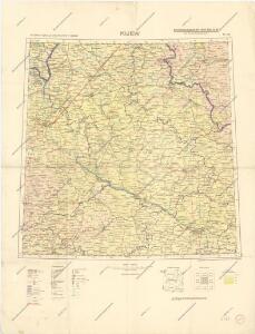 Internationale Weltkarte. M - 36 Kijev