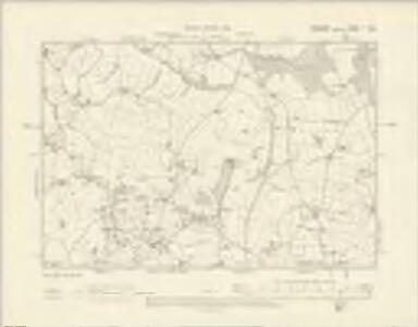 Shropshire VI.SW - OS Six-Inch Map