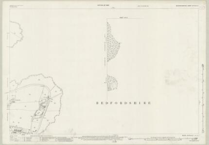 Buckinghamshire XX.16 & 12 (includes: Heath and Reach; Leighton Buzzard; Linslade) - 25 Inch Map