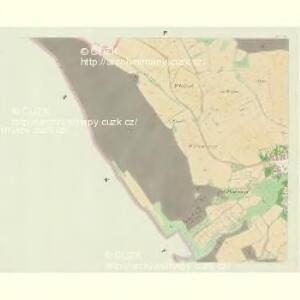 Hossin - c2235-1-004 - Kaiserpflichtexemplar der Landkarten des stabilen Katasters