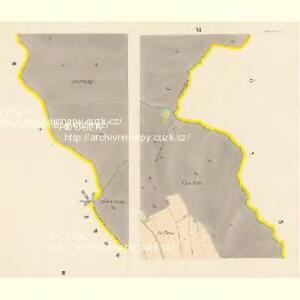 Göhrn - c3169-1-003 - Kaiserpflichtexemplar der Landkarten des stabilen Katasters