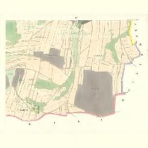 Heiligenkreuz (Swaty Krziž) - c8233-1-004 - Kaiserpflichtexemplar der Landkarten des stabilen Katasters