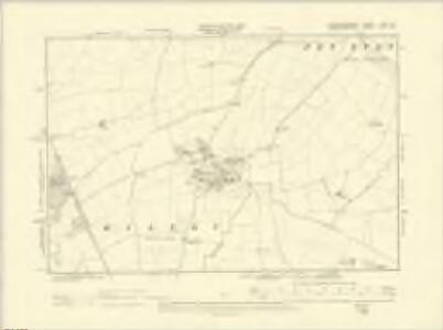 Huntingdonshire XXII.SE - OS Six-Inch Map