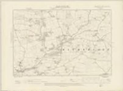 Devonshire XXXIII.SW - OS Six-Inch Map