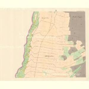 Gross Mohrau (Hruba Morawa) - m3311-1-008 - Kaiserpflichtexemplar der Landkarten des stabilen Katasters