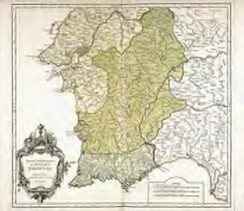 Partie méridionale du royaume de Portugal