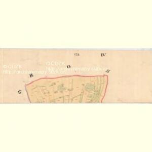 Liebesdorf - c1905-1-013 - Kaiserpflichtexemplar der Landkarten des stabilen Katasters