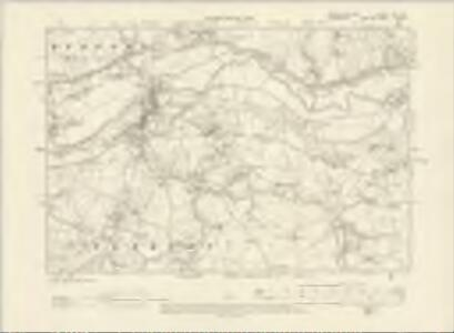 Worcestershire XIX.NW - OS Six-Inch Map