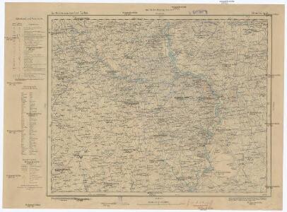 Karte der asiatischen Türkei