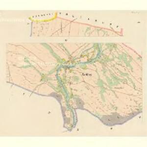 Zöllney (Coelna) - c0739-1-001 - Kaiserpflichtexemplar der Landkarten des stabilen Katasters
