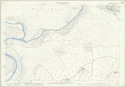 Devon CXI.4 (includes: Buckland Monachorum; Tavistock Hamlets; Whitchurch) - 25 Inch Map
