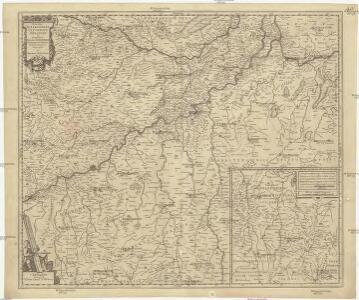 Ducatus Iuliacensis, Clivensis, Montensis et comitatus Marciae et Rapens-Bergae finitimaeque eis regiones