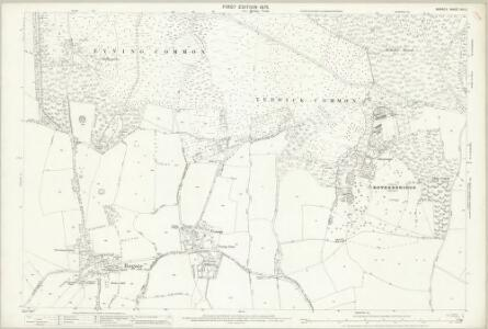 Sussex XXI.5 (includes: Rogate; Terwick) - 25 Inch Map