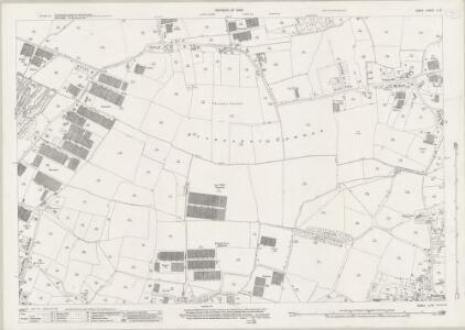 Essex (New Series 1913-) n LI.10 (includes: Nazeing; Roydon) - 25 Inch Map