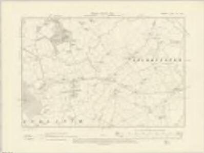 Dorset XIII.NW - OS Six-Inch Map